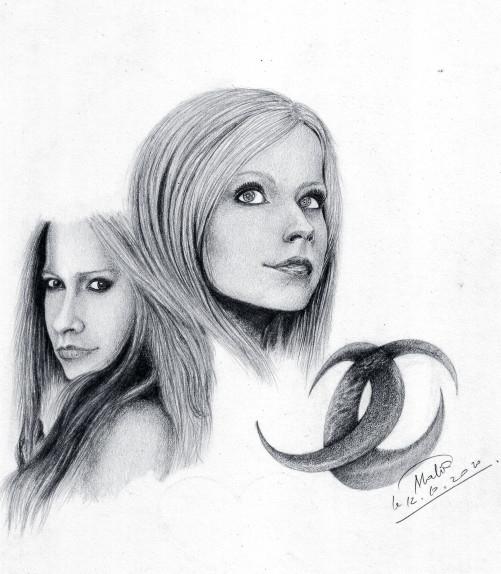 Avril Lavigne by Lpo